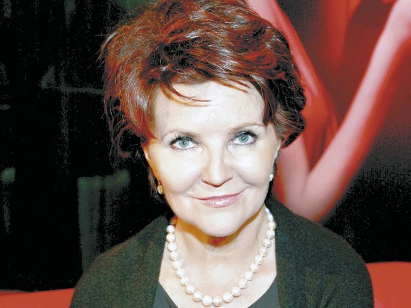 Jolanta Kwaśniewska Była Pierwsza Dama Prezes Fundacji