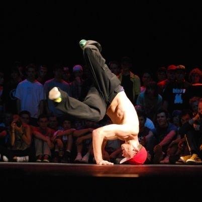 Popisy tancerzy z You Can Dance