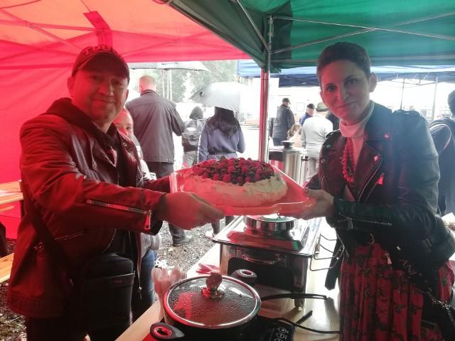 Festyn w Wilanowie bardzo udany. Mieszkańcy chętnie korzystali ze stanowiska spisowego. Pokaz umiejętności dali strażacy.