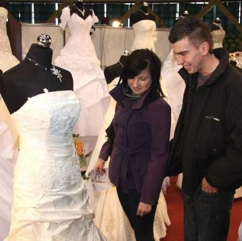 Targi Ślubne w 2009 roku. (fot. archiwum)