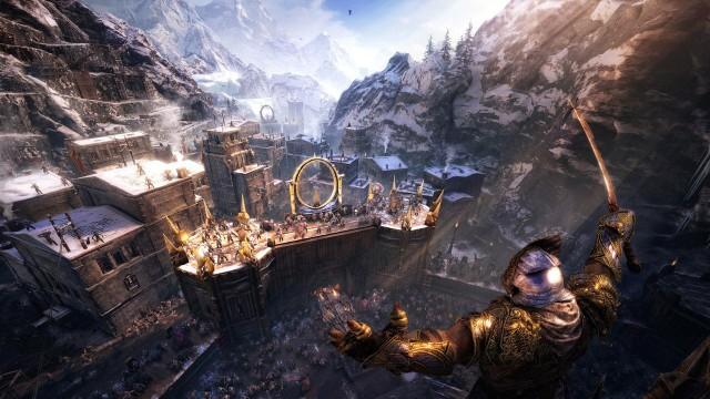 Śródziemie: Cień wojny Gra Śródziemie: Cień wojny ma dziś swoją premierę na PC, PlayStation 4 i Xbox One w polskiej, kinowej (napisy) wersji językowej.
