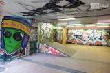 W Szczecinie wyznaczono ściany na legalne graffiti. Mają specjalne oznaczenie. Zobacz ZDJĘCIA szczecińskich graffiti