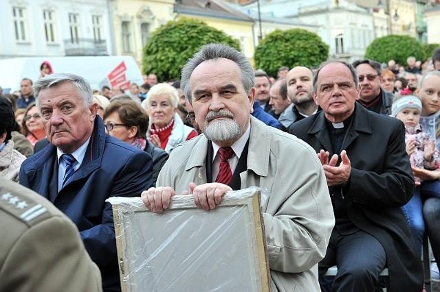 Antoni Malczak jest dyrektorem MCK SOKÓŁ (wcześniej Wojewódzkiego Centrum Kultury) od 1980 roku