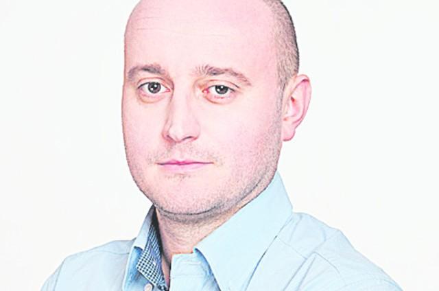 Maciej Chmielowski z UOKiK.