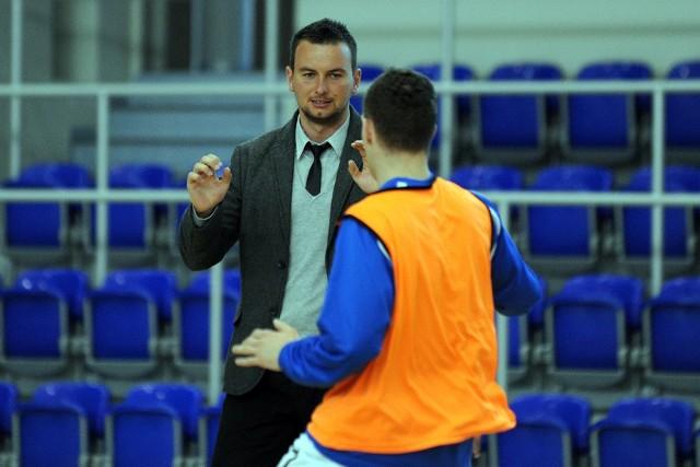 Bartosz Bochiński, trener juniorów młodszych Lecha Poznań