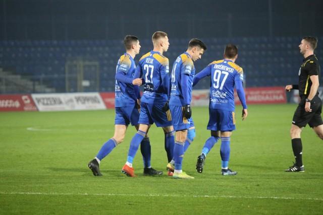 Ruch Chorzów jest liderem grupy 3 w III lidze.
