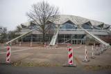 Tymczasowy parking dla mieszkańców Łazarza przed halą Arena. Jak wygląda? Zobacz zdjęcia