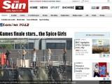 Londyn 2012 - ceremonia zamknięcia igrzysk GOOGLE dało DOODLE