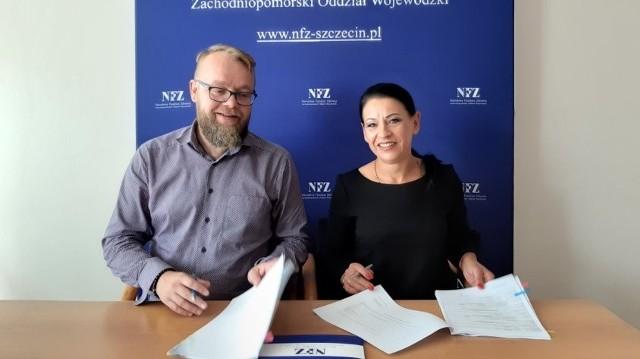 Dariusz Ruczyński, dyrektor zachodniopomorskiego NFZ