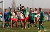 Polonia Środa przegrała w zaległym meczu z KP Starogard Gdański 0:1 i nie odzyskała pierwszego miejsca w III lidze piłkarskiej
