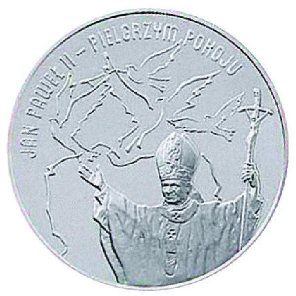 Medal Papież Pielgrzym Pokoju
