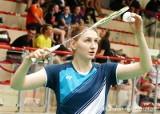 Anastazja Chomicz gwiazdą juniorskich Mistrzostw Polski w Badmintonie