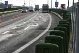 Wypadek na poznańskim odcinku autostrady A2 w kierunku Świecka. Jedna osoba ranna. Duże utrudnienia w ruchu