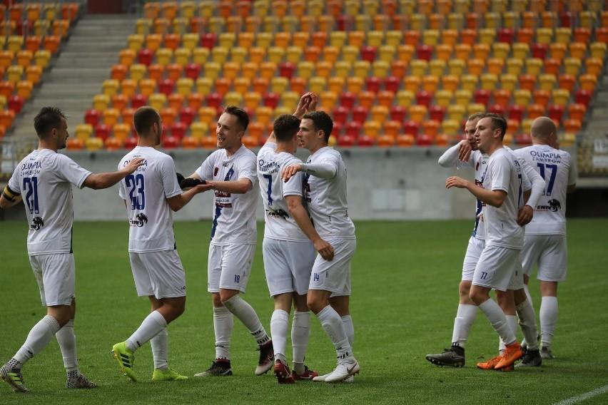 Olimpia Zambrów jest już w 1/8 finału Pucharu Polski