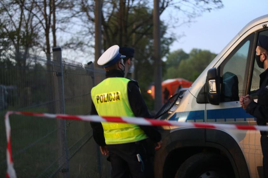Nożownik usłyszał zarzuty. 37-latek podejrzany o zabójstwo byłej żony w Lubartowie