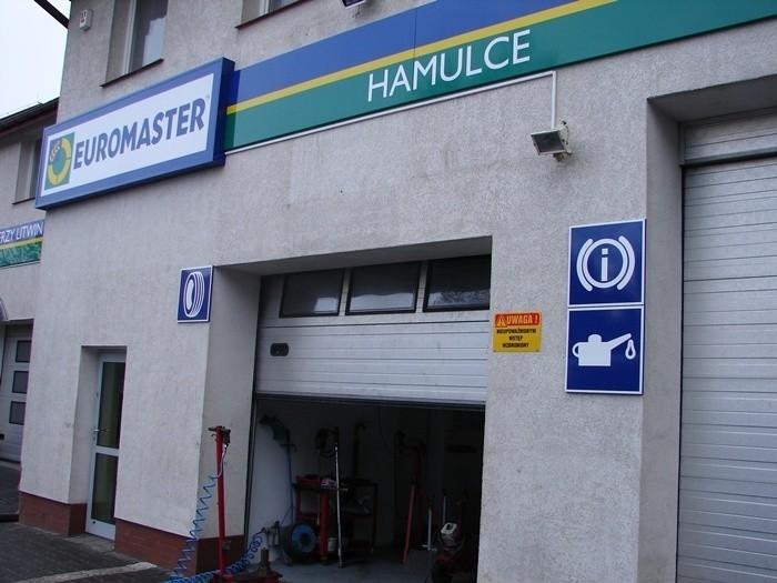 W Polsce działa na razie 10 serwisów Euromaster