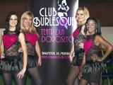 Club Burlesque w Białymstoku. W stylu Moulin Rouge, a na otwarciu Doda