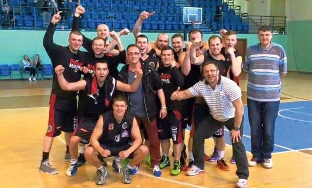 Domino Inowrocław triumfowało w turnieju półfinałowym o wejście do drugiej ligi.