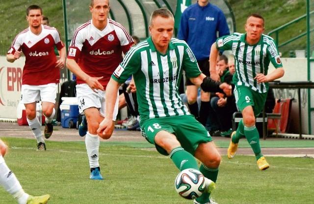 Adam Cieśliński i Marcin Kaczmarek na nowy sezon pozostaną kluczowymi zawodnikami w zespole.