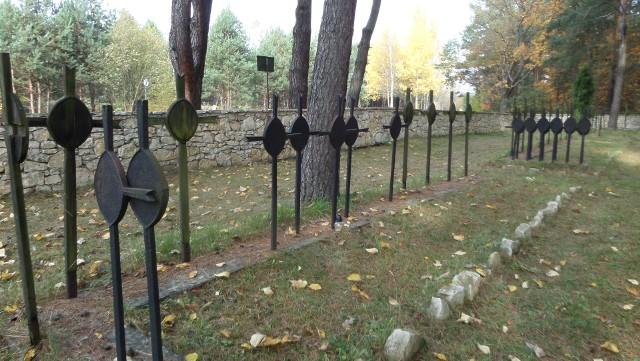 Cmentarze wojenne z I wojny światowej w Kotowicach, Włodowicach, Myszkowie.Zobacz kolejne zdjęcia. Przesuwaj zdjęcia w prawo - naciśnij strzałkę lub przycisk NASTĘPNE