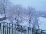 Zima pozuje do zdjęć! Piękne widoki z okien mieszkańców Krosna Odrzańskiego i okolicy. Oto zimowe zdjęcia Czytelników!