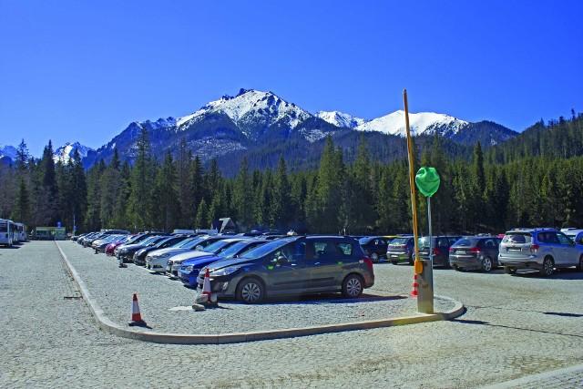 Parking na Palenicy Białczańskiej - od teraz można zakupić miejsce dla samochodu poprzez internet