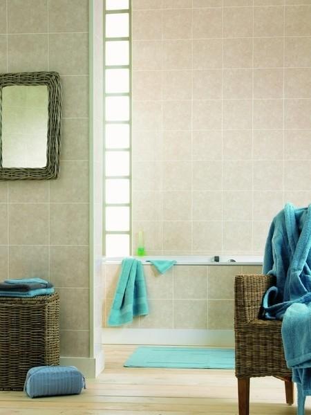 Remont W Mieszkaniu Panele Zamiast Płytek W łazience Nowiny