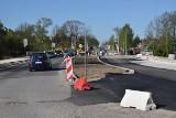 Od środy, 12 maja zmiany na ulicy Warszawskiej w Kielcach. Będą utrudnienia [ZDJĘCIA]