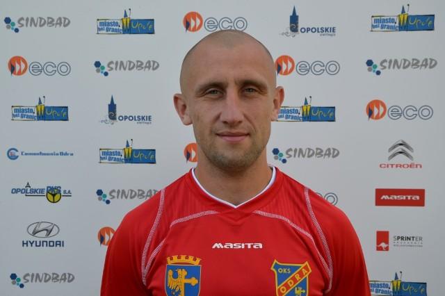 Janusz Gancarczyk dołączył do braci, którzy wcześniej znaleźli się w Odrze Opole.