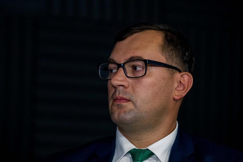 Białystok. Prezes podlaskiego PSL pyta o koszty zmian kadrowych w ARiMR za czasów prezesa Daniela Obajtka