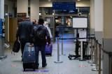 Na Ławicy testowali pasażerów na obecność COVID-19 przed odlotem