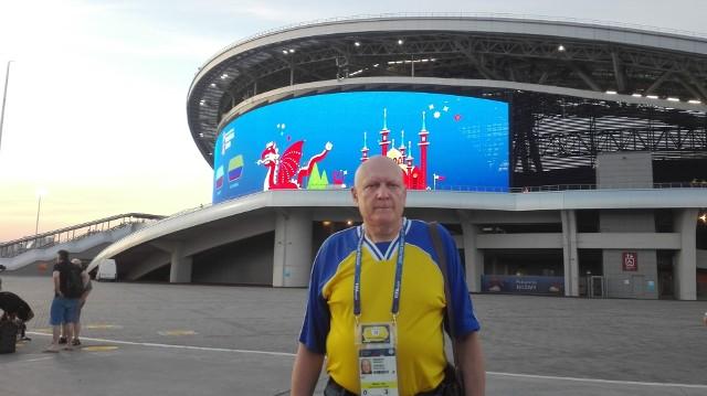 Aleksandr Norden jest z Kazania, miasta uznawanego za stolicę sportu w Rosji. W jego żyłach płynie jednak także polska krew.