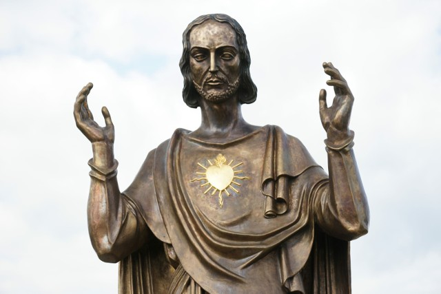 Pomnik Wdzięczności: Figura Chrystusa wjedzie do Poznania