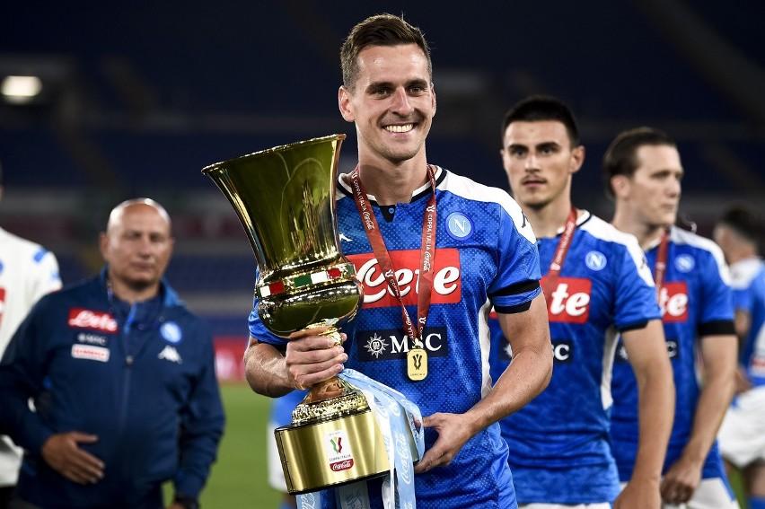Napoli zdobyło Puchar Włoch