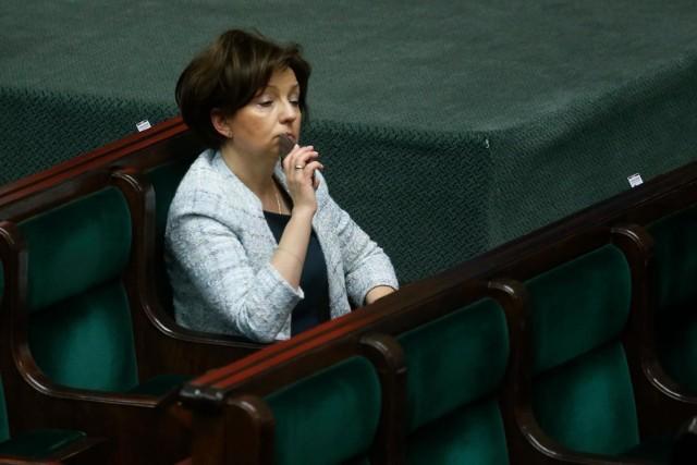 - Tylko w grudniu i styczniu tego roku wypłaconych zostało na ratowanie miejsc pracy ponad 22 mld zł poprzez różne instrumenty- mówiła minister Maląg.