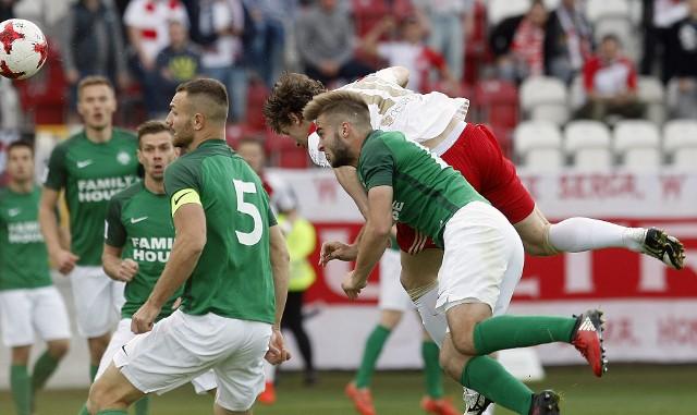 Jewhen Radionow nie pozna smaku zdobycia Pucharu Polski