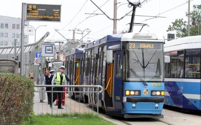 Linia tramwajowa 23 Wrocław