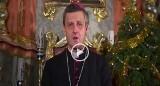 Bielsko-Biała: Biskup Roman Pindel nagrał film z życzeniami [WIDEO]