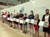 Pływanie. Otwarte Mistrzostwa Okręgu Łódzkiego.  Byli multimedaliści [ZDJĘCIA]