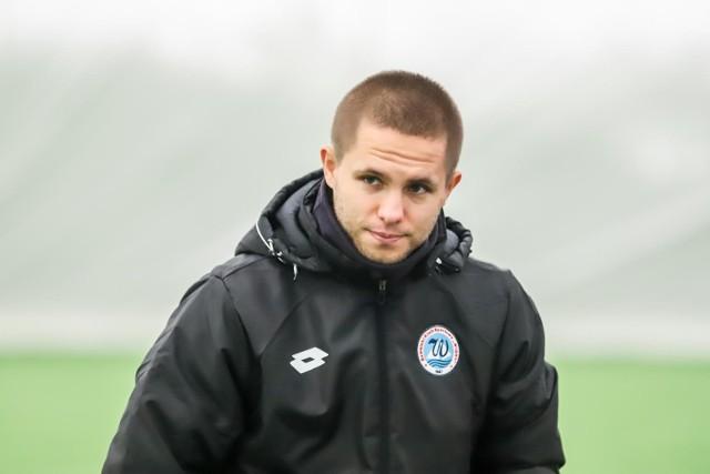 Trener Wigier Dawid Szulczek mówi, że jego zespół stać na awans do I ligi