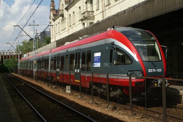 Podróżnych czeka próba nerwów na trasie Łódź - Warszawa