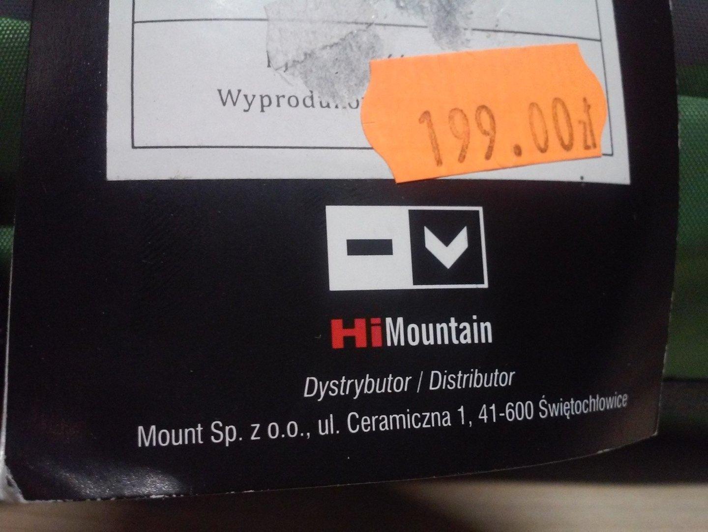 98174cbfca655 HiMountain nie zniknie  Nowy właściciel marki prowadzi jeden sklep w  Polsce. W Katowicach
