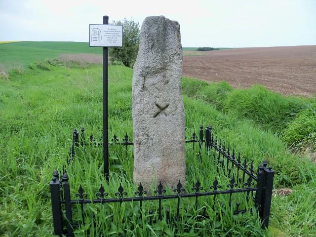 Kamień graniczny księstwa nyskiego