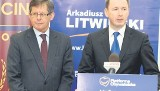 Minister sportu w Szczecinie. Więcej polityki niż sportu