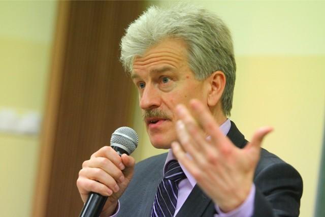 Ryszard Grobelny jest członkiem rady nadzorczej MTP
