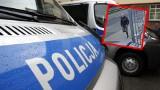 Kopnął w nogę, a później uderzył w twarz kobietę! Bo chciała aby założył maseczkę. Zdarzenie na Żeromskiego w Łodzi. ZDJĘCIA