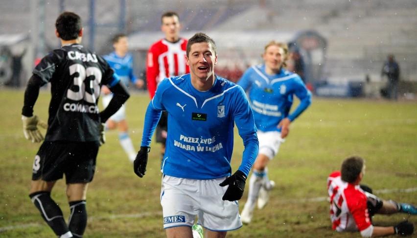 Robert Lewandowski kończy 33 lat 21 sierpnia 2021roku....