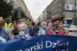 Dzień Seniora w Gdyni. Pochód przeszedł przez miasto ZDJĘCIA