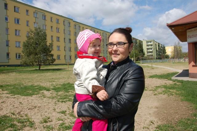 - W tym roku nie starałam się o miejsce dla córki w przedszkolu, ale już martwię się, czy dostanie się za rok - mówi Magdalena Jędrusiak