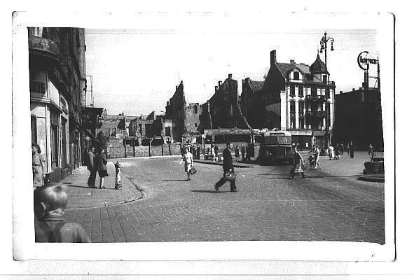 Tak wyglądał Bytom w 1945 roku